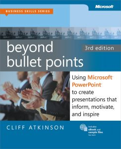 Beyond Bullet Points – by Cliff Atkinson